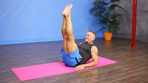 4-12-17 Advanced Pilates Mat Workout by John Garey TV