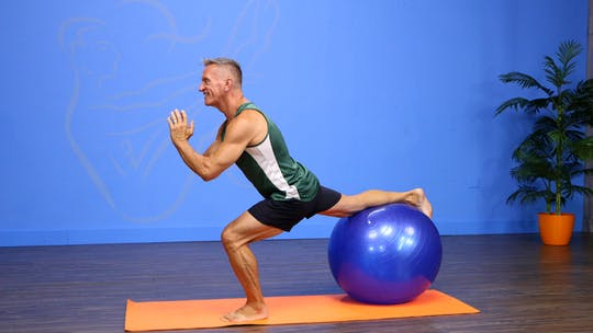 Pilates Fitness Programming on the Mat for Glutes and Thig by John Garey TV, powered by Intelivideo