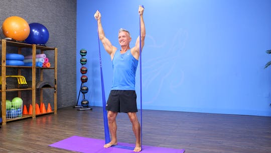 Instant Access to Pilates for Fitness - Matwork Upper Body Focus by John Garey TV, powered by Intelivideo