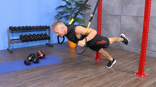 AMRAP TRX Workout 8-19-16 by John Garey TV