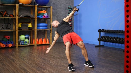 TRX and Tubing Workout 1-27-17 by John Garey TV