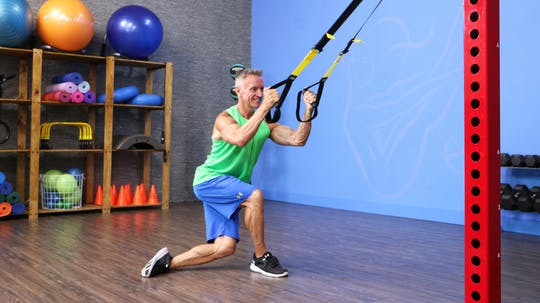 TRX and Tubing Workout 8-26-16 by John Garey TV