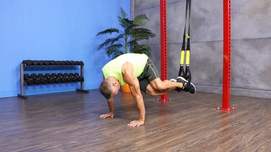 TRX Dumbbells and Med Ball Workout 10-21-16 by John Garey TV