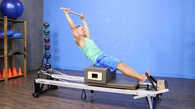 10-3-16 Ab Series Reformer Abs Workout with Box by John Garey TV