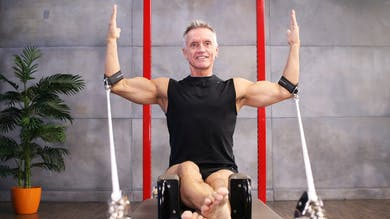 12-19-16 Beginner Reformer Workout by John Garey TV