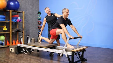 8-15-16 Reformer Strength Workout by John Garey TV