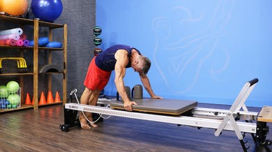 Ab Series Reformer Workout 9-19-16 by John Garey TV