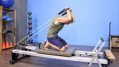 9-5-16 Ab Series with Pilates Equipment Part 1 by John Garey TV