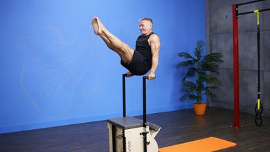 Athletic Workout on the Chair by John Garey TV