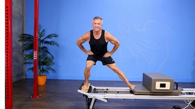 Pilates for Fitness - Lower Body Reformer Workout by John Garey TV