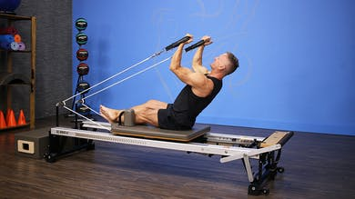 Reformer Straps Workout by John Garey TV
