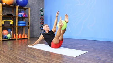 11-16-16 Pilates Band and Mini Ball Workout by John Garey TV