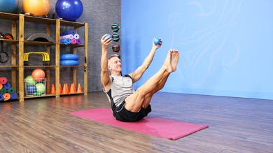 11-7-16 Pilates Mat with Small Props by John Garey TV