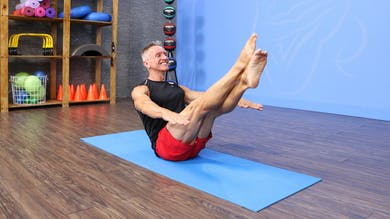 8-31-16 Pilates Mat Advanced Workout by John Garey TV