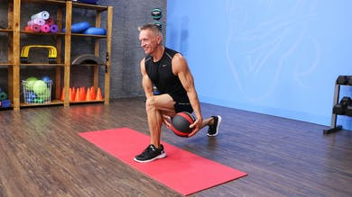Med Ball Fitness Workout 9-2-16 by John Garey TV