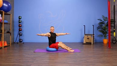 Spine Twist - Progressions by John Garey TV