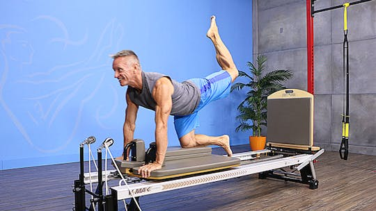 Instant Access to Jumpboard Reformer Workout 11-21-16 by John Garey TV, powered by Intelivideo