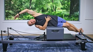 Advanced Reformer Series - Workout 6 by John Garey TV