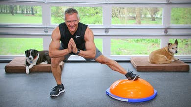 20 Minute Fitness Series - Full Body BOSU Workout 1 by John Garey TV