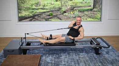 4-Week Athletic Reformer Challenge - Workout 2 by John Garey TV