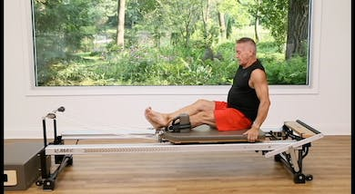 Back Rowing - Round Back - Progressions by John Garey TV