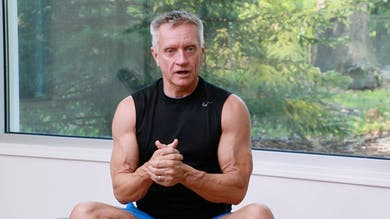 Front Rowing - Arm Circles - Programming by John Garey TV