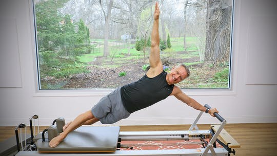 Advanced Reformer Workout 4-29-19 by John Garey TV