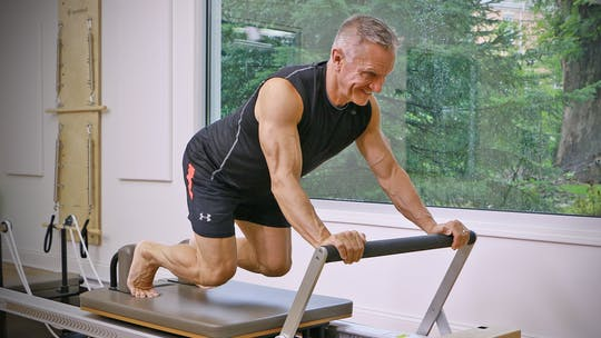 Instant Access to Intermediate Reformer Series - Workout 1 by John Garey TV, powered by Intelivideo