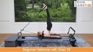 Preview for Beginner Reformer Progressive Series with Sheri 18 by John Garey TV