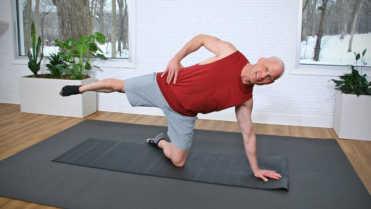 Pilates Mat Circuit 1 with Joe by John Garey TV