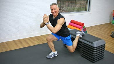 Glute Isolation Workout 4-10-20 by John Garey TV