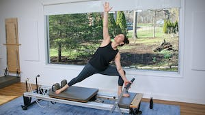 Intermediate Reformer - Pilates and Yoga 1 by John Garey TV