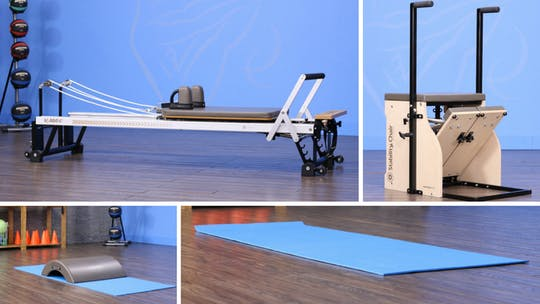 Pilates Equipment Workouts by John Garey TV
