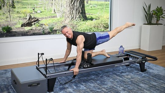 4-Week Athletic Reformer Challenge - Week 2 - Workout 4 by John Garey TV