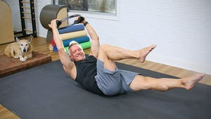 Mat Circuit with Pilates Circle 2-19-20 by John Garey TV
