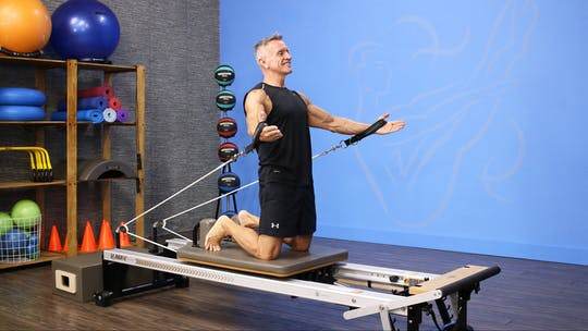 Beginner Reformer Workout for Men - 1_9_17 by John Garey TV