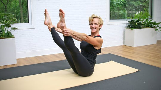 Intermediate Mat Workout with Sheri by John Garey TV