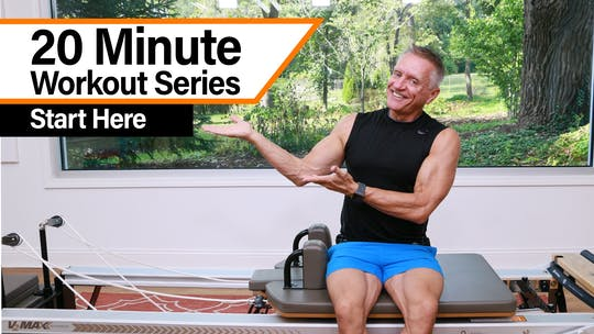 20 Minute Reformer Workout Series by John Garey TV