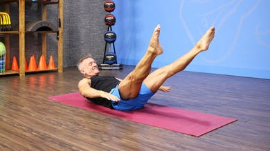 Intermediate Mat Workout 4-5-17 by John Garey TV