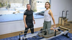 6 Week Intermediate Reformer Series - Workout 3 by John Garey TV