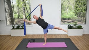 Pilates Mat Circuit with Resistance Band and Circle 5-13-20 by John Garey TV