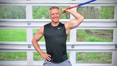 20 Minute Fitness Series - Arms Workout 1 by John Garey TV