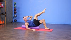Foam Roller Mat Workout 11-22-17 by John Garey TV