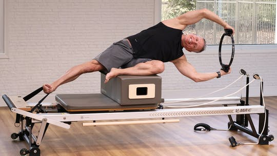 Fitness Reformer Workout Level 2, 3-20-18 by John Garey TV
