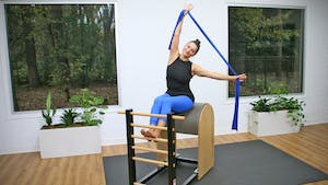 Beginner Ladder Barrel and Barre Workout by John Garey TV