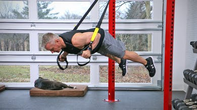 20 Minute Fitness Series - TRX Cardio Tabata by John Garey TV