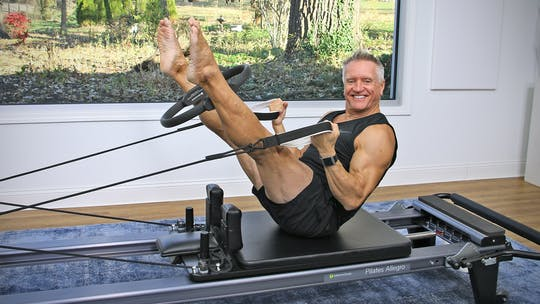 ARS2 - W3 Athletic Reformer Series 2 - Workout 3 by John Garey TV