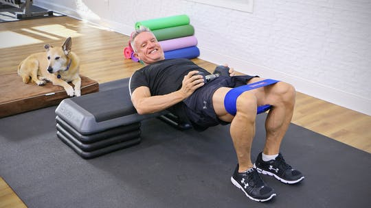 20 Minute Fitness Series - Leg Workout 12-6-19 by John Garey TV