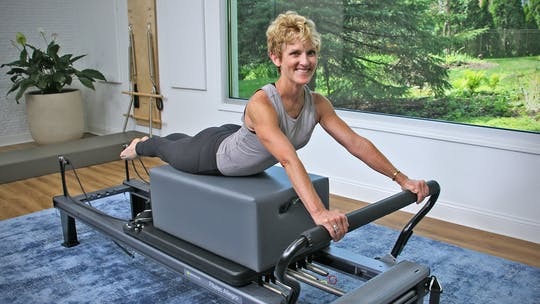Beginner Reformer Progressive Series with Sheri 2 by John Garey TV