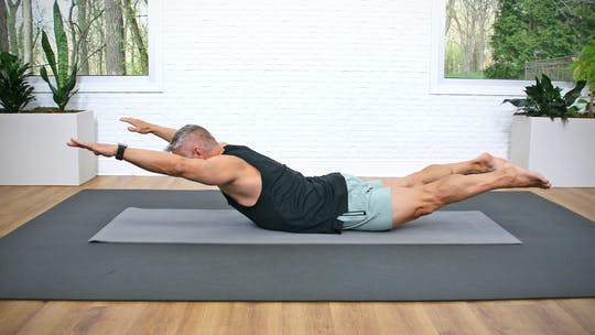 5 Minute Workout Series - Abs and Lower Back Workout 1 by John Garey TV